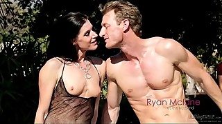 Voyeur a stranger fuck the wife while the husband watches then cum in mouth, massage (i wrote a scene with india summer).