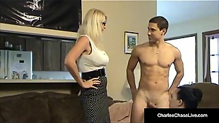 Girl charlee chase fucks cheyenne jewel039_s man!