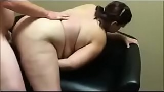 Stranger in my fat whore wife