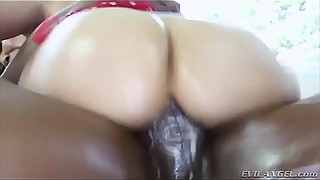 Oiled Wife