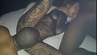 4 in 1 black sex, couple threesome, threesome with 2 big black cock039_s, horse riding and sucking a monster and a bath masturbation