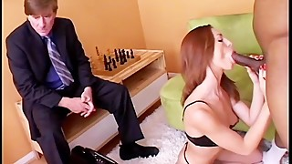 Oh, no! there is negro in my wife! scene 3