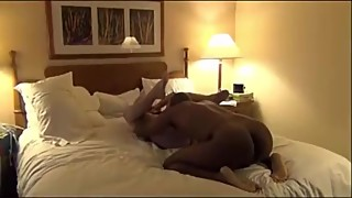 White wife fucked by big black dick